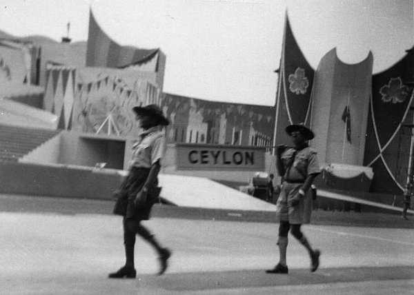 Scouts from Ceylon